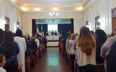 Emotivo acto de egreso de 32 nuevos profesionales de la UNViMe