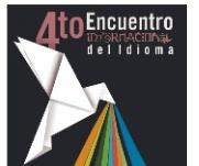 Se realiza el Encuentro Internacional del Idioma