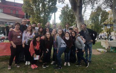 Se realizó el Cuarto Encuentro Internacional del Idioma