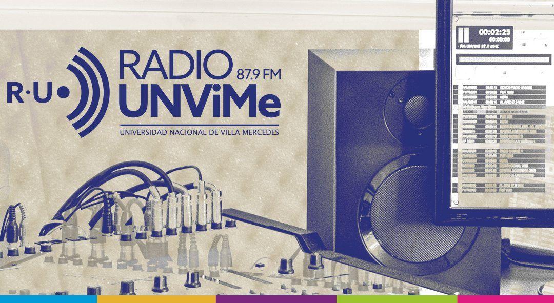 Radio UNViMe 87.9 renovó su programación