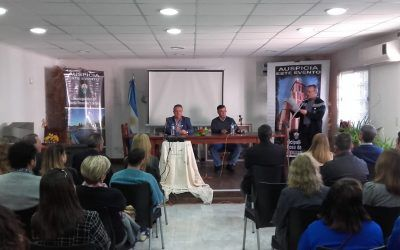 La territorialización de la UNViMe llegó a Santa Rosa del Conlara